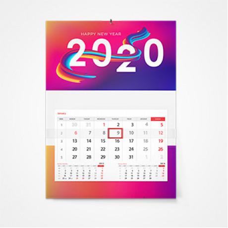 Дизайн календарей в Санкт-Петербурге